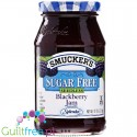 Smucker's Sugar Free Blackberry Seedless Preserves with Splenda