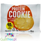 Body Attack Protein Cookie White Chocolate Almond 40g protein