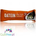 Oatein Salted Caramel low sugar protein bar