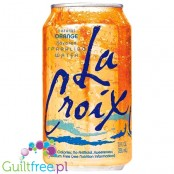 La Croix Orange Sparkling Water, sugar & sweeteners free, zero calories