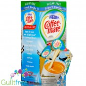 Nestlé Coffeemate - Sugar Free French Vanilla - Liquid Creamer box of 50pcs
