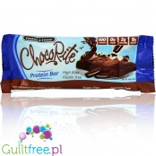 Healthsmart Chocorite Triple Layered Cookies & Cream protein bar