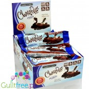 Healthsmart Chocorite Triple Layered Cookies & Cream - box of 16 protein bars