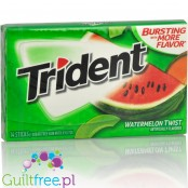 Trident Gum Watermelon sugar free chewing gum