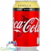 Diet Coke Vanilla 330ml Can UK