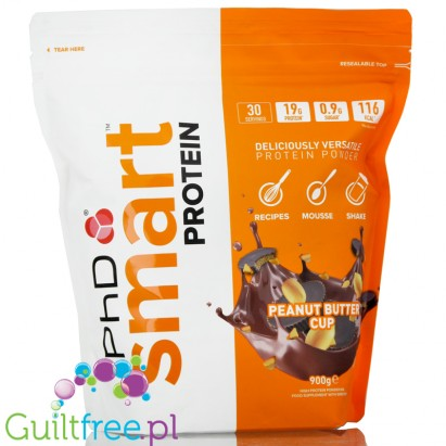 Phd Smart Protein Peanut Butter Cup, 0,9kg