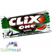 Clix One Sandia - watermelon flavored sugar free chewing gum