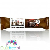 Phd Smart Chocolate Brownie - baton proteinowy 0,4g cukru