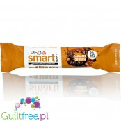 Phd Smart Caramel Crunch sugar free protein bar
