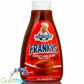 Franky's Bakery Sweet and Sour Sauce sugar & fat free