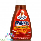 Franky's Bakery Hot Chilli Sauce