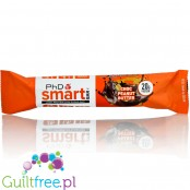 Phd Smart Dark Choc Peanut Butter sugar free protein bar