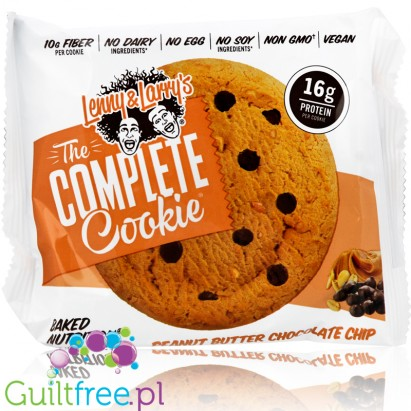 Lenny & Larry Complete Cookie Peanut Butter & Chocolate Chip