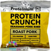 Proteinium Pork Crunch seasoned pork rind 72% protein