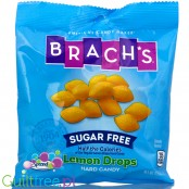 Brach's Sugar Free Candy, Hard Candy, Lemon Drops