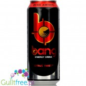 VPX Bang Citrus Twist sugar free energy drink with BCAA