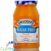 Smucker's Sugar Free Apricot Preserves Sweetened with Splenda