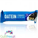 Oatein Low Sugar Protein Bar - Cookies & Cream Flavour (60g)