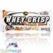 All Stars Whey Crisp Coconut Almond Crunch protein bar