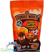 WK Dobre Whey - Peanut Butter Cups 0,9kg