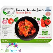 Go Natur Food, tuna in tomato sauce, ready meal 34g protein