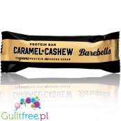 Barebells Carmel & Cashew no added sugar protein bar