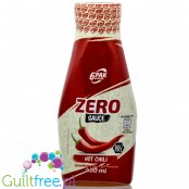 6Pak Nutrition Zero Sauce Chilli ostry sos 14kcal