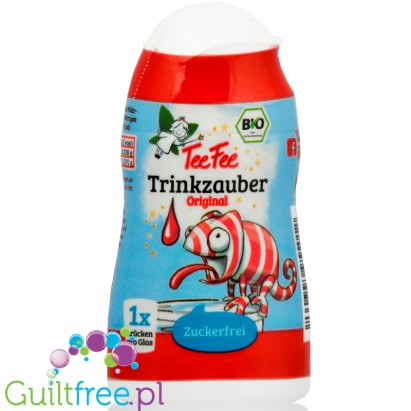 TeeFee Bio Trinkzauber Original, 48 ml, liquid water flavor enhancer