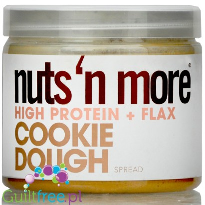 Nuts 'N More Cookie Dough Peanut Butter with Whey Protein