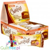 Healthsmart Chocorite Peanut Butter Patties box x 16 bars