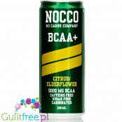 NOCCO BCAA+ Citrus/Eldeflower