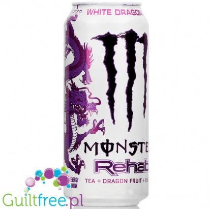 Monster Energy Rehab White Dragon Tea