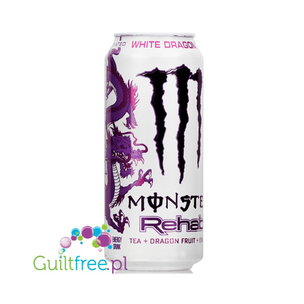 Monster Energy Rehab White Dragon Tea Nap 243 J Energetyczny