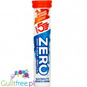 High 5 Zero 20 tabs Orange & Cherry, sugar free electrolyte sport drink