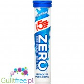 High 5 Zero 20 tabs Neutral electrolyte sugar freesport drink