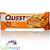 Quest Bar Maple Waffle protein bar