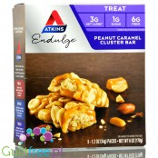 Atkins Treat Endulge Peanut Caramel Cluster