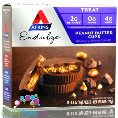 Atkins Treat Endulge Peanut Butter Cups