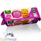 Gullón gluten free no sugar added chocolate chip cookies