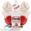 Capella Flavors Strawberries & Cream Flavor Concentrate - Concentrated sugar-free and fat-free food flavors