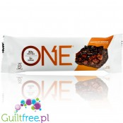 OhYeah One Chocolate Brownie gluten free protein bar