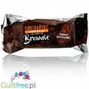Grenade Carb Protein Brownie, Fudge Brownie