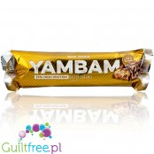 Body Attack Yam Bam Salted Caramel protein bar