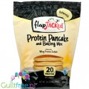 FLapJacked Protein Cookies Buttermilk and Coconut, XXL pack 0,68kg
