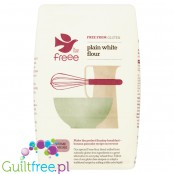 Doves Farm Plain White Flour Free From Gluten 1kg