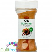 KFD chicken seasoning no MSG
