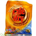 Cafe Dry Creme Cappucccino sugar free candies, 100g
