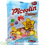 Pictolin sugar-free candy, contains sweeteners