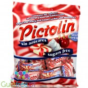 Pictolin sugar-free cherry & sweet cream candies