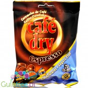 Cafe Dry Epresso sugar free candies, 6% of coffee